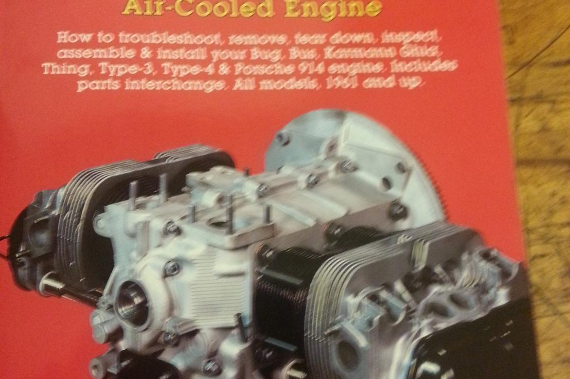 Preparing the VW Aeroengine