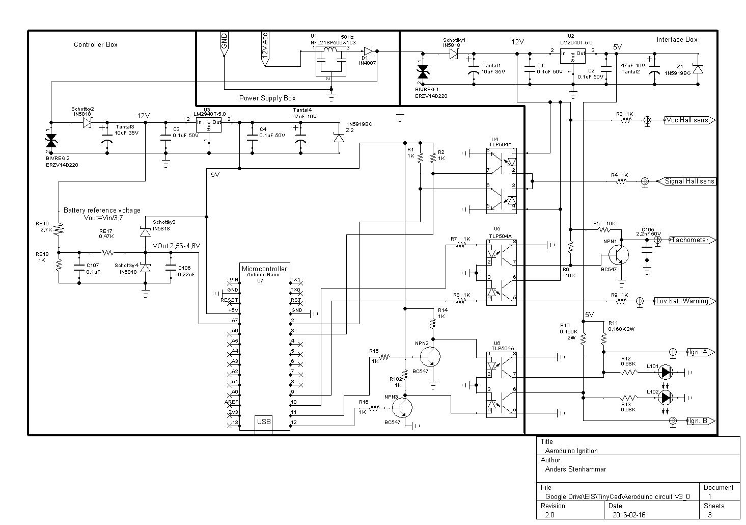 elektroniskt t u00e4ndsystem med arduino  u2022 sida 2  u2022 projekt